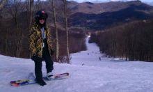 Dr Slater Snowboarding