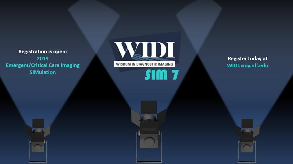 WIDI SIM 7 Registration