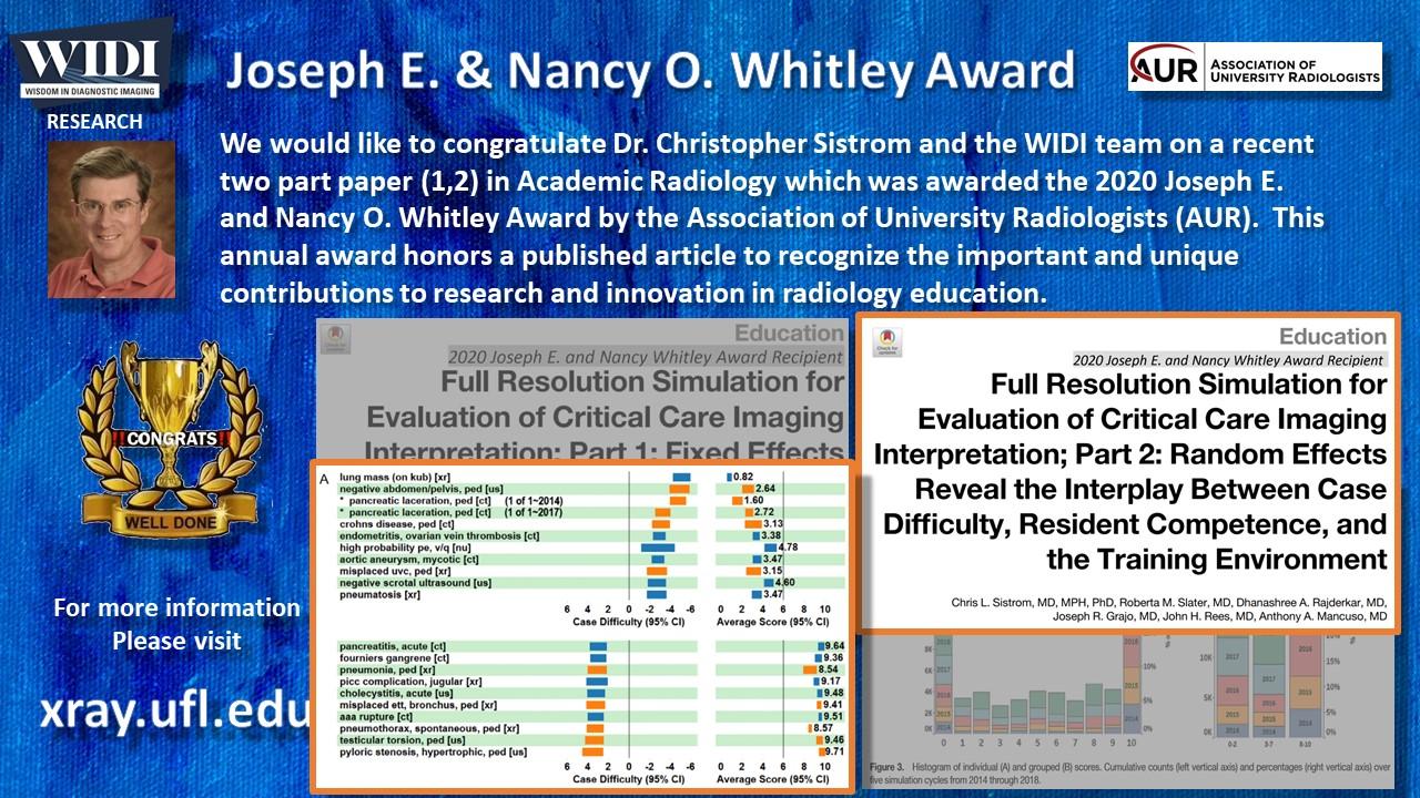 Whitley Award 2